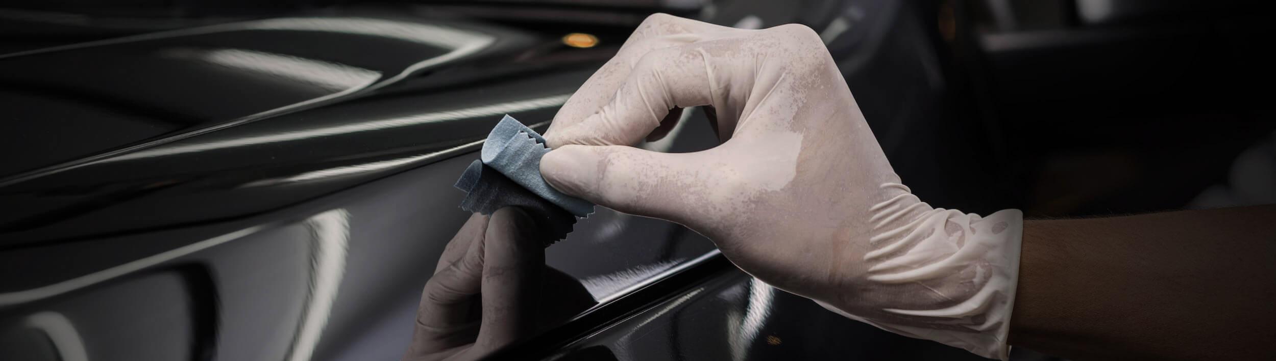 Auto detailing samochodów Kartel